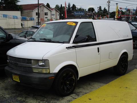 2005 Chevrolet Astro Cargo for sale in Seattle, WA