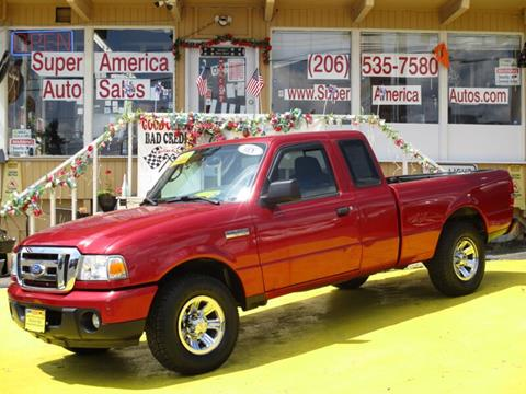 2008 Ford Ranger for sale in Seattle, WA
