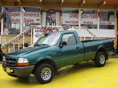 1998 Ford Ranger for sale in Seattle, WA
