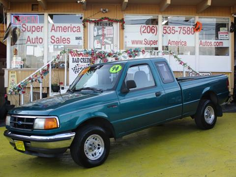 1994 Ford Ranger for sale in Seattle, WA