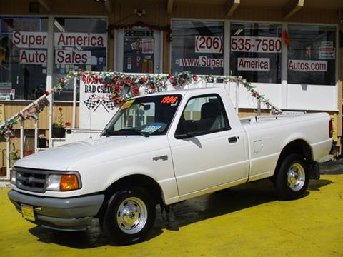1996 Ford Ranger for sale in Seattle, WA