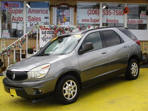 2004 Buick Rendezvous for sale in Seattle, WA