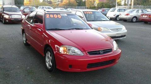 1999 Honda Civic for sale in Tacoma, WA