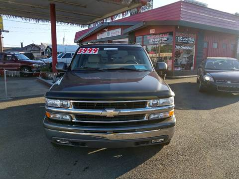 2000 Chevrolet Tahoe for sale in Tacoma, WA