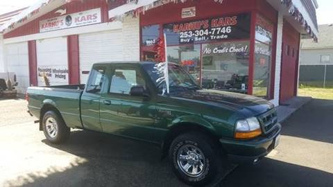2000 Ford Ranger for sale in Tacoma, WA