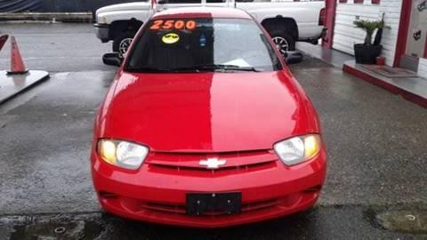 2004 Chevrolet Cavalier for sale in Tacoma, WA
