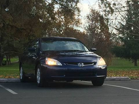 2003 Honda Accord for sale in Sacramento, CA