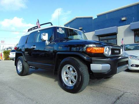 2007 Toyota FJ Cruiser for sale in Fort Lauderdale, FL