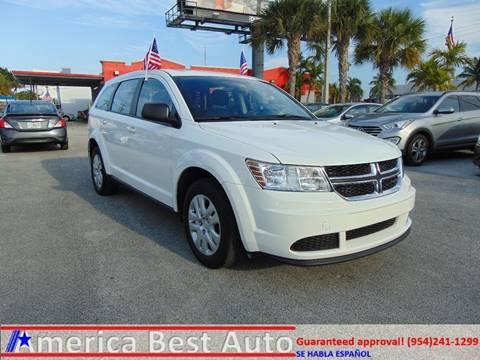 2014 Dodge Journey for sale in Fort Lauderdale, FL