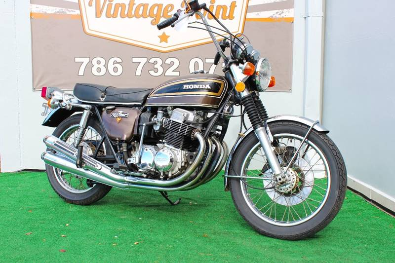 1973 Honda CB750 for sale at Vintage Point Corp in Miami FL