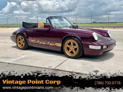 1991 Porsche 911 for sale in Miami, FL