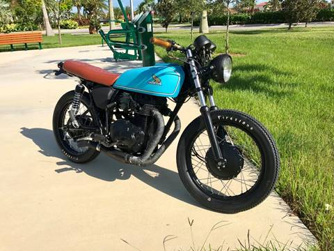 1977 Honda CJ360 T for sale at Vintage Point Corp in Miami FL