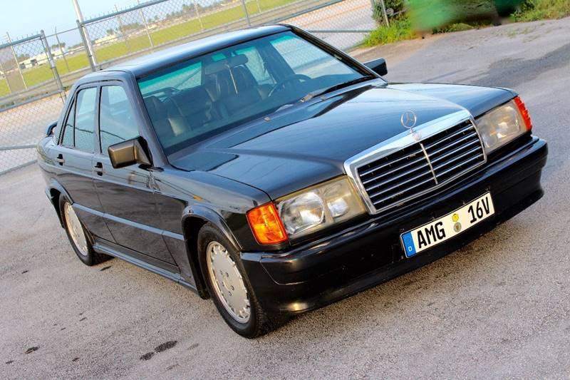1986 mercedes benz 190 class 190e 2 3 16 4dr sedan in miami fl rh vintagepointmiami com Mercedes- Benz W124 mercedes benz w201 190e 190d service repair manual