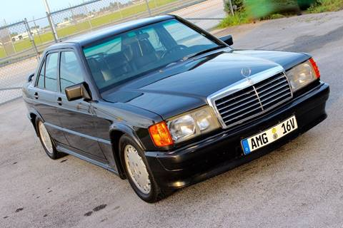1986 Mercedes-Benz 190-Class for sale at Vintage Point Corp in Miami FL