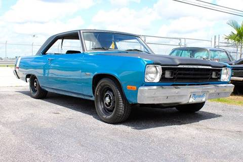 1974 Plymouth Scamp for sale at Vintage Point Corp in Miami FL