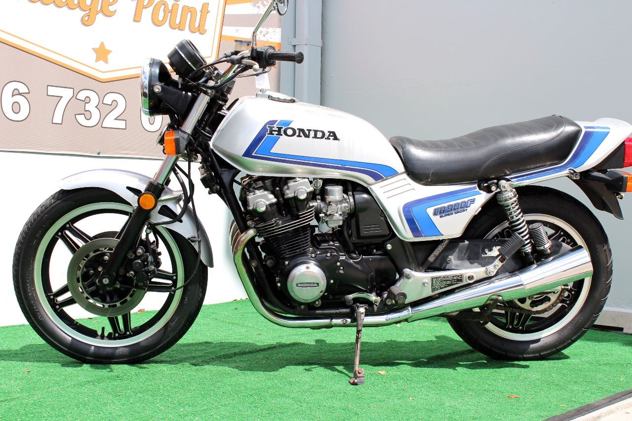 1982 honda cb900f miami fl miami florida motorcycles for Honda miami fl