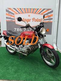 1979 Honda CBX for sale at Vintage Point Corp in Miami FL
