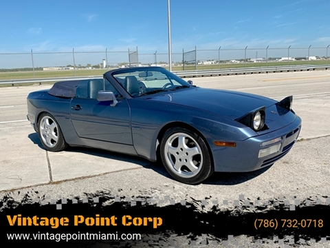 1990 Porsche 944 for sale in Miami, FL