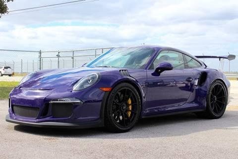 2016 Porsche 911 for sale at Vintage Point Corp in Miami FL