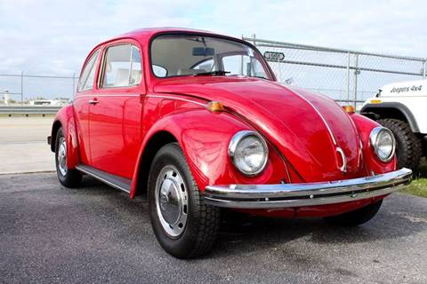 1969 Volkswagen Beetle for sale at Vintage Point Corp in Miami FL