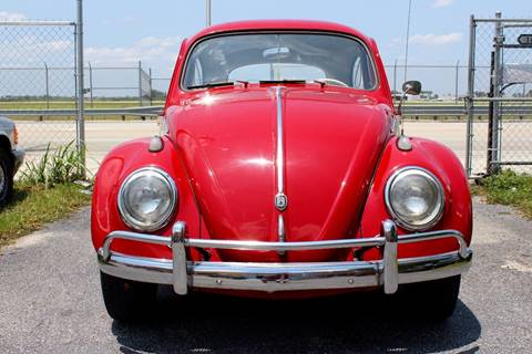 1961 Volkswagen Beetle for sale at Vintage Point Corp in Miami FL