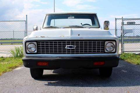 1971 Chevrolet C/K 10 Series for sale at Vintage Point Corp in Miami FL