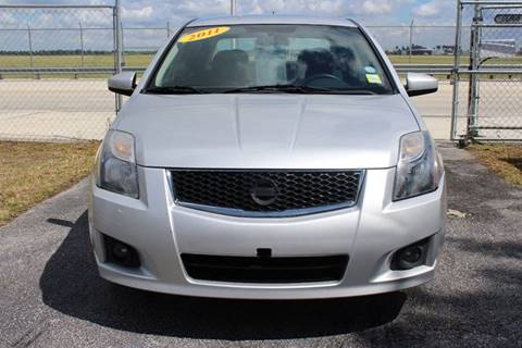 2011 Nissan Sentra for sale at Vintage Point Corp in Miami FL