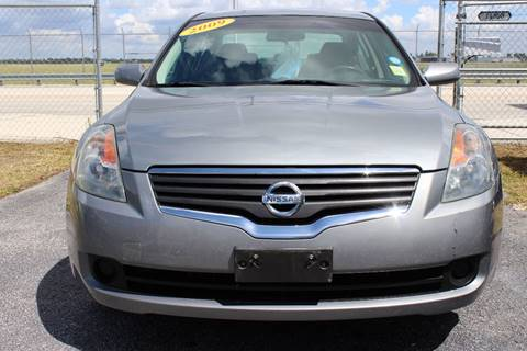2009 Nissan Altima for sale at Vintage Point Corp in Miami FL
