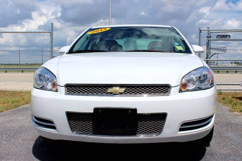 2013 Chevrolet Impala for sale at Vintage Point Corp in Miami FL