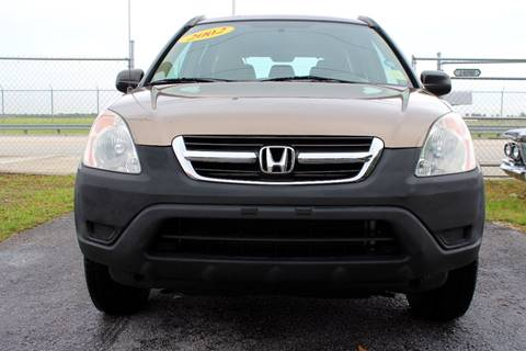 2002 Honda CR-V for sale at Vintage Point Corp in Miami FL