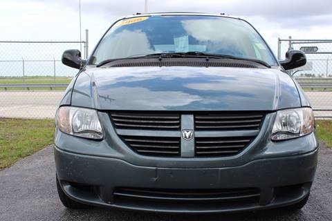 2006 Dodge Grand Caravan for sale at Vintage Point Corp in Miami FL