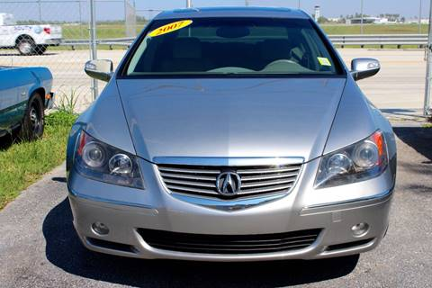 2007 Acura RL for sale at Vintage Point Corp in Miami FL