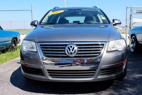 2007 Volkswagen Passat for sale at Vintage Point Corp in Miami FL