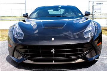 2014 Ferrari F12berlinetta for sale at Vintage Point Corp in Miami FL