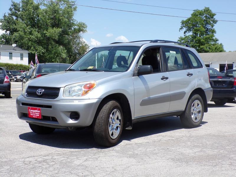 Toyota RAV In Salem VA COMPETITION CARS CLASSICS LLC - 2005 rav4