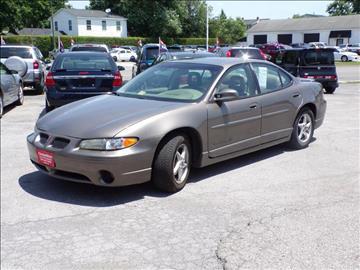 2002 Pontiac Grand Prix for sale in Salem, VA