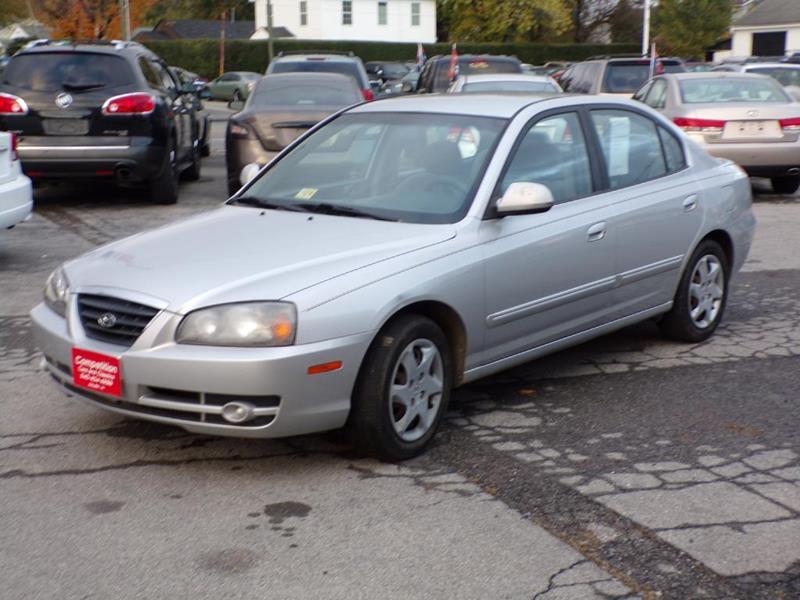 2005 Hyundai Elantra GLS In Salem VA - COMPETITION CARS & CLASSICS ...