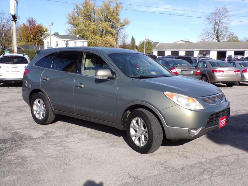 2008 Hyundai Veracruz GLS In Salem VA - COMPETITION CARS ...