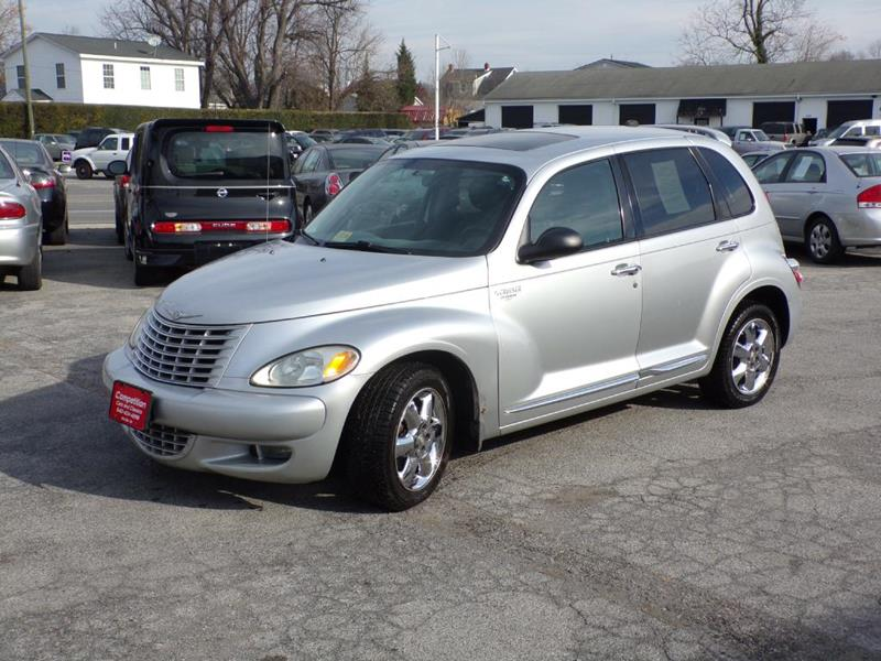 2004 Chrysler PT Cruiser In Salem VA - COMPETITION CARS & CLASSICS ...