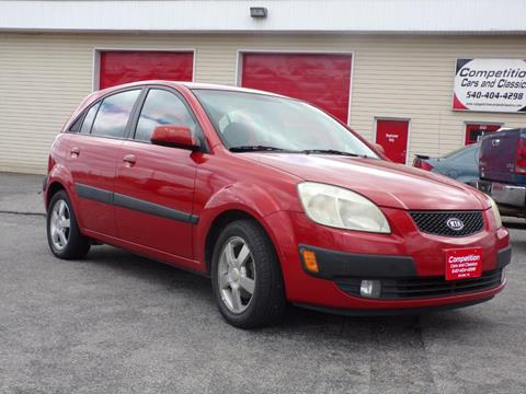 Used 2006 Kia Rio5 For Sale In Alamo Ca Carsforsale