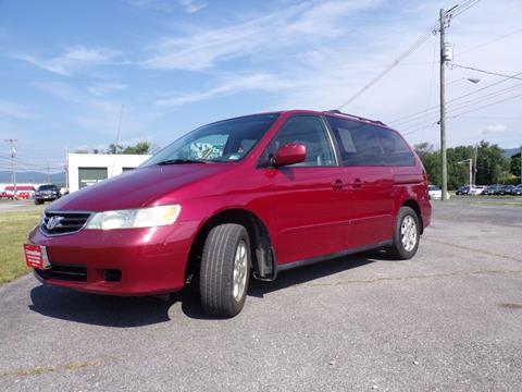 2002 Honda Odyssey for sale in Salem, VA