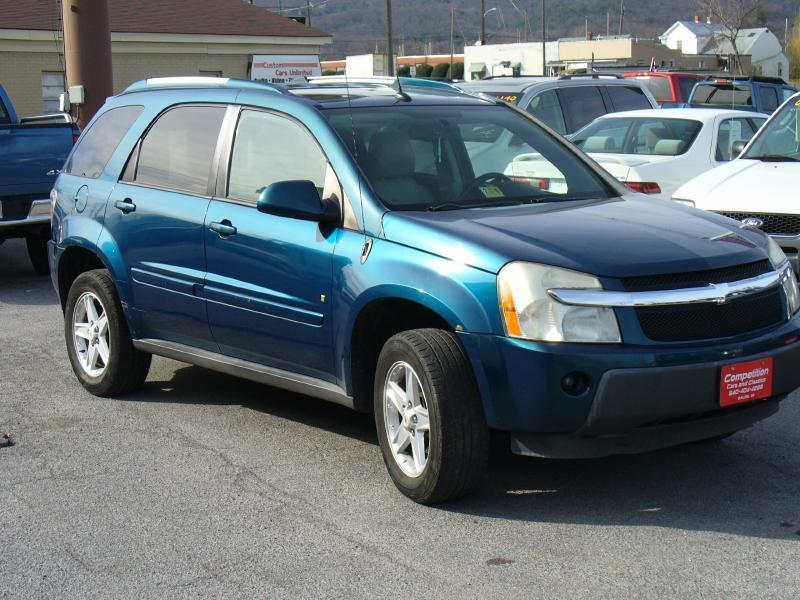 2006 Chevrolet Equinox LT In Salem VA  SALEM VA USED CARS