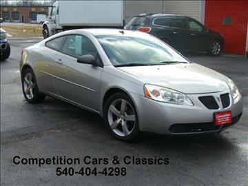 2006 Pontiac G6 for sale in Salem, VA