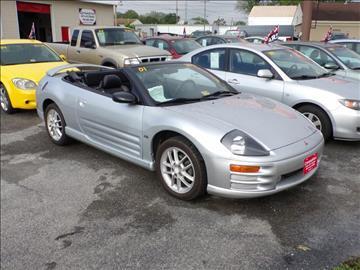 2001 Mitsubishi Eclipse Spyder for sale in Salem, VA