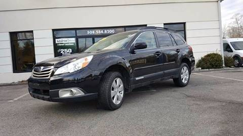 2012 Subaru Outback for sale in East Sandwich, MA