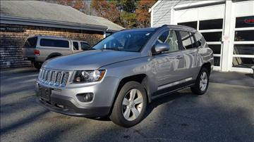 2016 Jeep Compass for sale in East Sandwich, MA