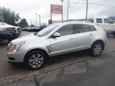 2014 Cadillac SRX for sale in Moundsville, WV