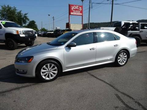 2013 Volkswagen Passat for sale in Moundsville, WV