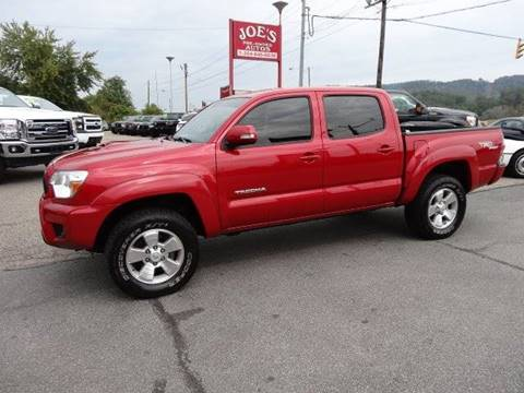 2013 Toyota Tacoma for sale in Moundsville, WV