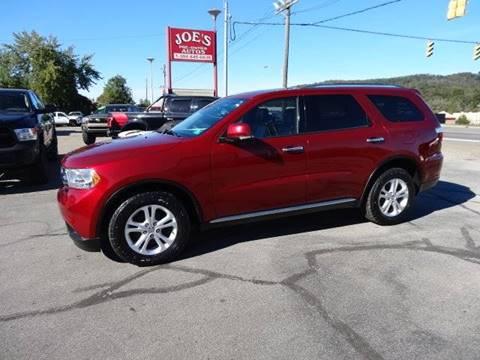 2013 Dodge Durango for sale in Moundsville, WV